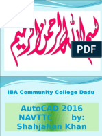 Autocad 2016 Ppt 4