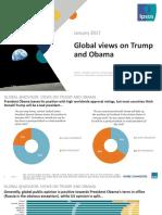 Global Advisor Obama Trump Approval 2017