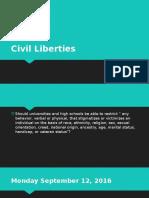 chapter 4 - civil liberties