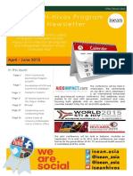 ihp newsletter apr-jun 2015