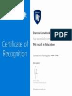 microsoft in education  2