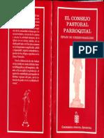 Consejo Pastoral Parroquial Documento