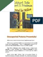 TOLLE Eckhart - Secretul lui Milton.pdf