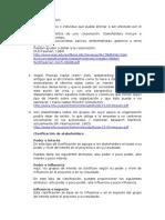 Concepto satakeholders