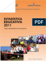 ESTADÍSTICA EDUCATIVA 2011_MEC.pdf