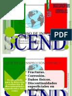 Curso Inspección Visual SCEND