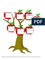 105398581 Template Family Tree Download