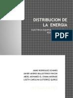 Distribucion de La Energia