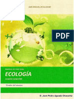 Manual Practicas Ecología (CECyTE)