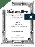 Canciones Escocesas - Beethoven