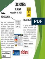 Invitación R Químico-Mecánico ARL COLMENA(2015)