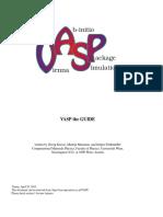 Vasp Guide
