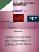 caso clinico hemofilia.pptx