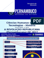 A Revolução Republicana (Pernambucana) de 1817