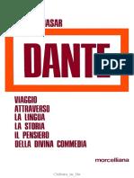 Hans Urs Von Balthasar - Dante (1973)