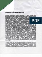 Asociaciones de Recicladores de Oficio Para La Doctora Adriana