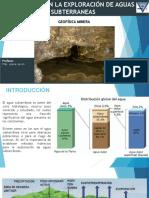 geofisica hidrologica