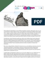 A Construção de Aleijadinho - Como Os Modernistas Descobriram e Moldaram a Percepção Do Escultor Antônio Francisco Lisboa. Aliás - Estadão