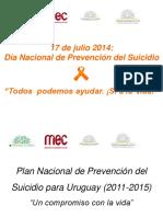 Plan Nacional Prevencion Del Suicidio