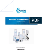 Accu Tab System Aquatic Manual (1)