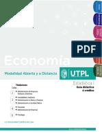 Guía de Estadística I
