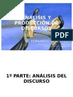 Análisis y Producción de Discursos