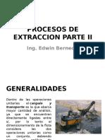 Proceso de Extraccion