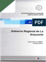 Informe Final 1246-15 Gobierno Regional, Sobre Transferencias Agencia de Desarrollo Regional-Enero 2016