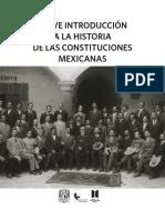 Historia Constituciones México