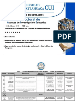 Coloquio Doctoral Febrero 2017