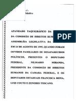 AssembléiaLegislativa PB - Apanhado Taquigráfico Da Reunião Da Comissão de Direitos Humanos