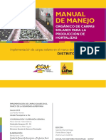 Manual de Manejo Organico de Carpas Solares