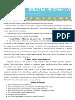Carta Informativa Abril 2010