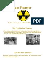 reactor presantation