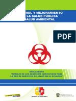 Control y mejoramiento de la salud pública - Salud Ambiental.pdf