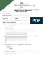 Estudio de Necesidades Maestros 11-12 InDePM