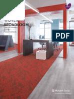 Karastan Contract Woven Broadloom Carpet Catalog 2016