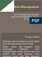 Risk Management - 1