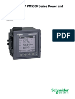 PowerLogic™ PM5300 Series Power and Energy Meter