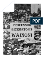 Bickerton Book