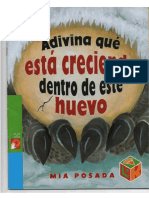 Adivina Que Esta Creciendo Dentro de Este Huevo PDF