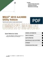 2009 Kawasaki MULE 4000 - Owners Manual.pdf