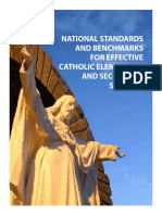 Catholic School Standards 03-12