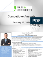 miles and stockbridge competitive analysis b
