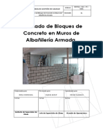 Edifica - Acabados - Albañilería Rev 01