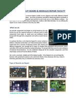 8.  PCB Repair Facility