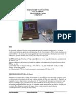 Sensor PT100 Con Arduino