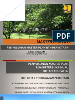 Master Plan Rth Peta Hijau Bogor