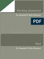 Peelings Químicos Médicos