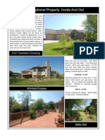 Sample Property Brochure